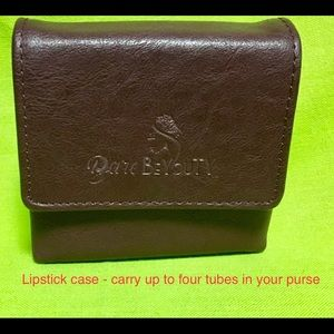 Lipstick Carrying Case